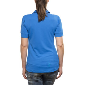 Norrøna fjørå equaliser lighweight T-Shirt Dames blauw